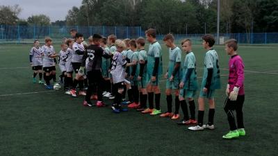 Włocłavia Włocławek - BKS Bydgoszcz 1:2 (0:1)