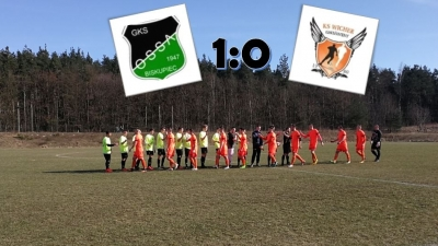 Derby dla Nas! Ossa - Wicher 1:0!