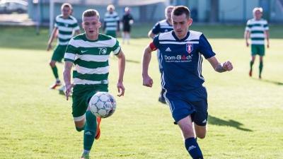 U19: Dublety Bartosza i Zlezarczyka, pewna wygrana z Tempem
