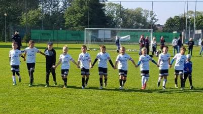 Mazowsze Miętne - Progres Garwolin 0:6 , Derby są nasze !