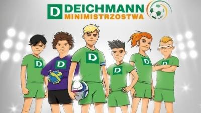 Deichmann mistrzostwa: składy U7