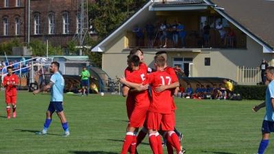Olimpia Lewin Brzeski - Stal 1:9