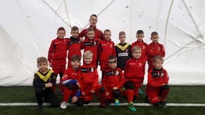 F1 ŻAKI I Futbol na TAK – Głuchołazy, ośrodek Banderoza