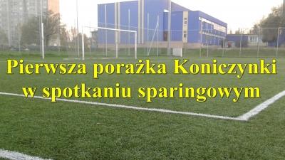 Wynik sparingu: Koniczynka Ocice - Grunwald Padew Narodowa