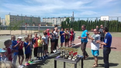 Turniej Tenisowy na Dzień Dziecka