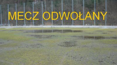 Mecz z JKS Jarosław odwołany !!!