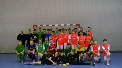 Nowe wyzwanie - gra szkoleniowa z drużyną z województwa łódzkiego