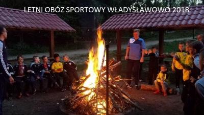 Letni obóz sportowy Władysławowo.