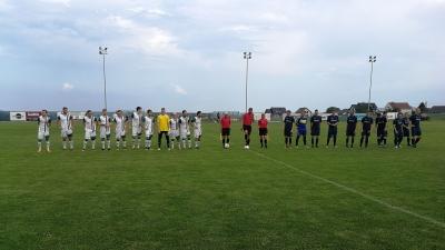 Orzeł Źlinice - GKS Głuchołazy 2:0(2:0) Liga Okręgowa