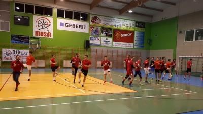 SENIORZY: MKS Olimpia Koło wznowiła treningi