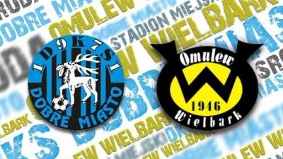 Zapowiedź: DKS Dobre Miasto - Omulew Wielbark