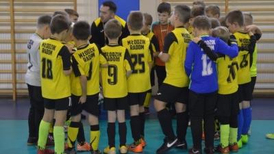 Ruszamy dalej ! W kolejnym Młodzik CUP zagra r. 2010 !