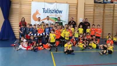 Mała Liga Mistrzów w Tuliszkowie