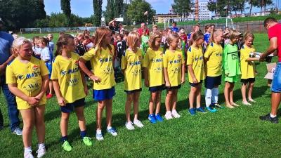Brąz dziewczyn w Tarnowie