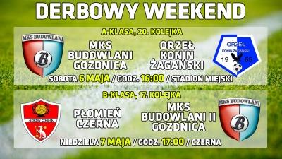 Derbowy weekend Budowlanych