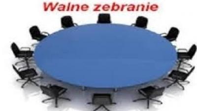 Zebranie sprawozdawcze