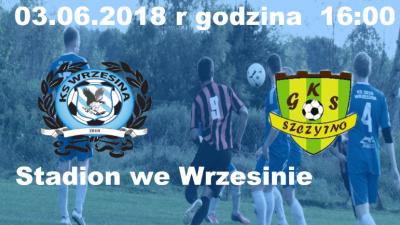 XIX Kolejka: KS Euro-Car Wrzesina - GKS Szczytno