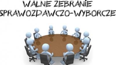 WALNE ZEBRANIE SPRAWOZDAWCZO - WYBORCZE 25.04