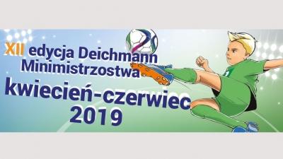 Deichmann Minimistrzostwa 2019 w Tychach.