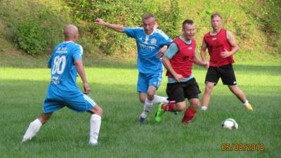 GKS Gietrzwałd Unieszewo - KS Euro-Car Wrzesina 2:3 (0:0)