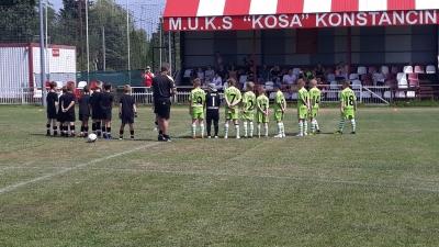 Kosa - Mks Polonia Warszawa / 2:4