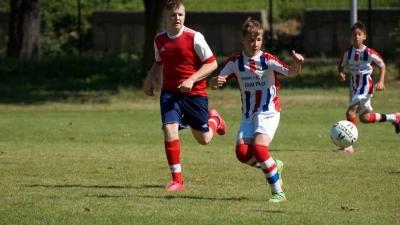 II Liga Juniorów Młodszych  Sparta Paczków 4-0 LZS Starowice