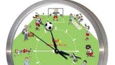 Zmiana godziny treningu