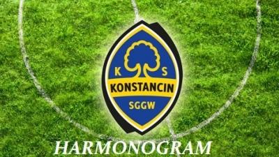 HARMONOGRAM  19-30 czerwiec