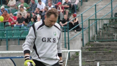 Edward Ambrosiewicz powrócił na ligowe boiska