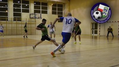 Startują rozgrywki Miejsko Gminnej Halowej Ligi Piłki Nożnej