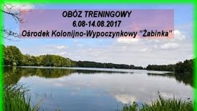 """OBÓZ """"Żabinka"""" 2017/Kruklanki"""