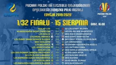 Znamy rywala w Pucharze Polski