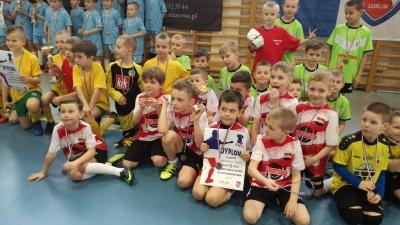 Rocznik 2009/2010 czwarty w Widok Cup 2017