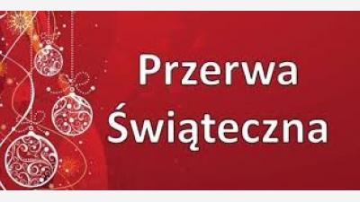 """Przerwa świąteczna 3-5 latki Lider """"KIDS"""""""