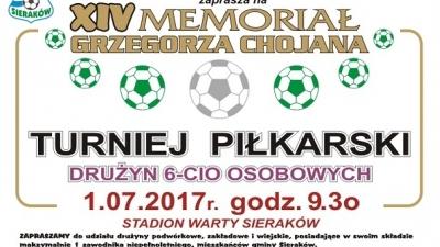 XIV Memoriał im.G. Chojana