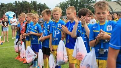 Trzecie miejsce młodych Orłów w Azoty Cup! Żacy zakończyli sezon turniejem w Piaskach.