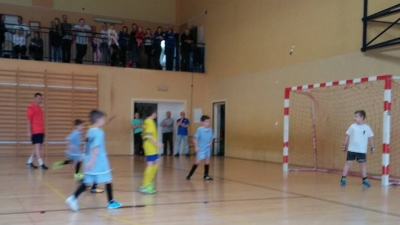 Grupa 2010 zaczyna ligę halową!