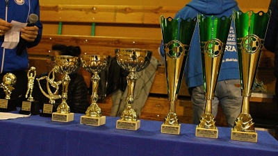III RZEPIN CUP - Halowy Turniej Orlików