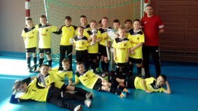 Halowy Turniej Piłki Nożnej Orlików o Puchar Prezesa KS Górnik Radlin