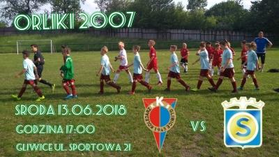 2007 - na zakończenie sezonu gramy przy Sportowej !