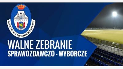 ZAPRASZAMY na Zebranie Sprawozdawczo-Wyborcze Klubu Sportowego Ciężkowianka - 15 grudnia 2018r.