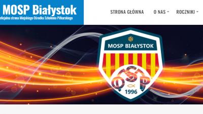 MOSP Białystok w IV lidze. Skorzystali ze szczególnego zapisu w regulaminie