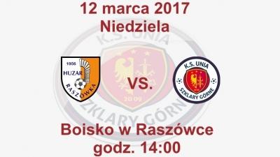 Mecz o mistrzostwo klasy B grupy 2 przeciwko drużynie Huzar Raszówka