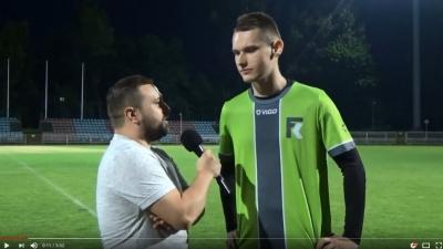 Najlepszy piłkarz / bramkarz turnieju - wywiady