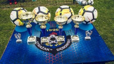 Turniej o Puchar Prezesa LKS Strażak Dębowiec - relacja