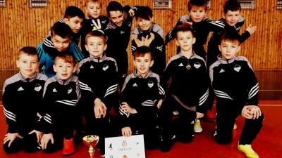 Rocznik 2006 wygrywa na Słowacji