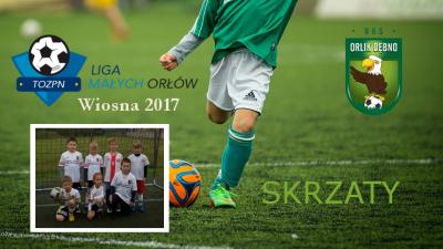 Liga Małych Orłów w Wojniczu - SKRZATY I runda