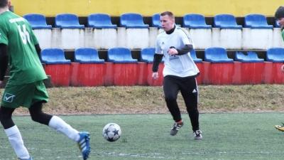 Oficjalnie: Tomasz Szymanowicz w Perła Węgrów