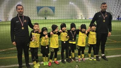 Rocznik 2011 na III miejscu turnieju Gold Game Cup!!!