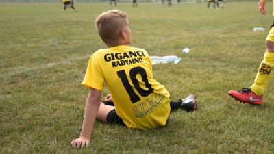 Turniej piłkarski r. 2005 z okazji 650 lat Miasta Radymno 17.09.2016 w obiektywie